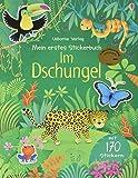 Mein erstes Stickerbuch: Im Dschungel (Jubiläumsausgabe) - Alice Primmer