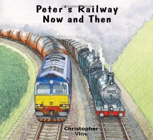 Peter's railway: Now and Then