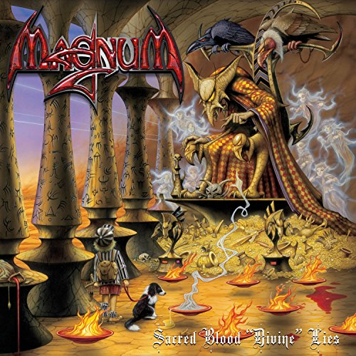 Magnum: Sacred Blood -Divine- Lies Ltd. CD+DV (Audio CD)