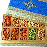 #3: Mothers Day Gifts-Ghasitaram Gifts Exotic Dryfruit Box of 10 Dryfruits