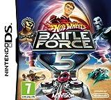 Hot Wheels: Battle Force 5 (Nintendo DS) [Importación inglesa]