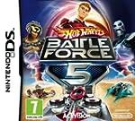 Hot Wheels: Battle Force 5 (Nintendo DS)