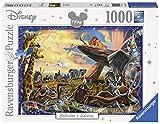 Ravensburger Italy- Puzzle Il Re Leone Disney, 1000 Pezzi, 19747 7