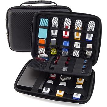 Custodia da viaggio rigida e impermeabile per accessori elettronici 01aef4b92d9
