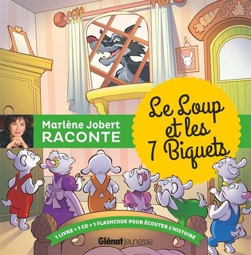 Marlène Jobert raconte : Le loup et les...