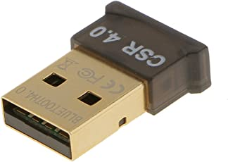 Cables Kart Ultra-Mini Bluetooth CSR 4.0 USB Dongle Adapter(Black)