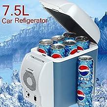7.5 L Mini Frigo portatile più fresco e caldo principali per AUTO BARCA CASA UFFICIO