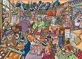 Wasgij Destiny Shopping Shake Up Jigsaw Puzzle