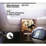 Bande originale du film de Jean Aurel (Manon 70 / Anna / Le Jardinier d'Argenteuil / Si j'étais un Espion)