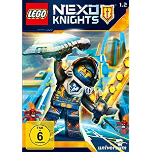 Lego - Nexo Knights - Stagione 01 #02  LEGO