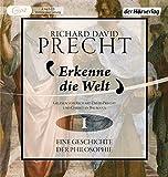 Erkenne die Welt: Eine Geschichte der Philosphie - Band 1 - Antike und Mittelalter (Geschichte der Philosophie, Band 1)