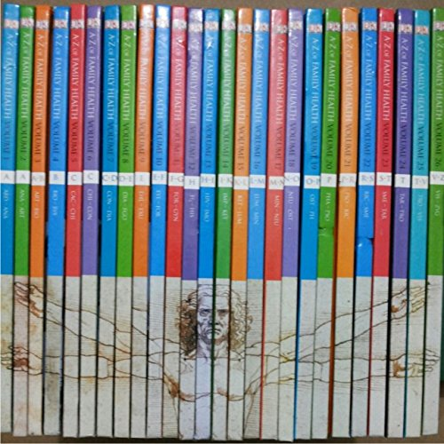 Used, A-Z of Family Health - 26 volume set for sale  Delivered anywhere in UK