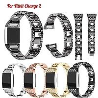 Fitbit-Charge-2-Armband-iHee-2017-Neue-Mode-Vertraglicher-Design-Stil-Edelstahl-Uhren-Armband-Armband-fr-Fitbit-charge-2 Fitbit Charge 2 Armband, iHee 2017 Vertraglicher Design Stil Edelstahl Uhren Armband Armband für Fitbit Charge 2 -