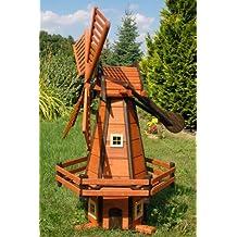 Moulin vent jardin for Moulin en bois pour jardin
