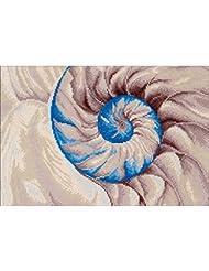 """Diamond Dotz Diamond Embroidery Facet Art Kit 30""""X21.5""""-Nautilus"""