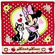 """Mouchoirs """"Minnie Mouse"""" - 33cm x 33cm - 3 unités"""