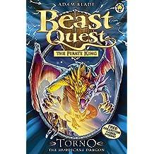 Beast Quest: Torno the Hurricane Dragon: Series 8 Book 4