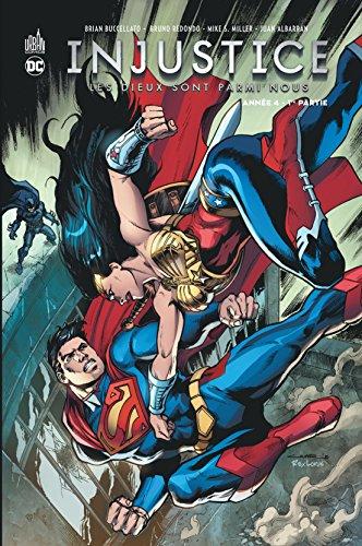 Injustice Tome 7 par TAYLOR  Tom
