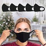 indiadeals24x7 Face Masks   Fabric Face Masks washable   5-pack   UK Seller
