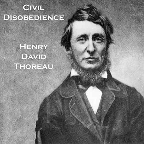 Civil Disobedience  Audiolibri