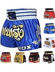 RDX- pantalones cortos de boxeo, Muay Thai