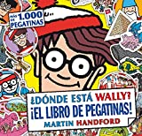 ¿Dónde está Wally? ¡El libro de pegatinas! (Colección ¿Dónde está Wally?): (Con más de 1.000 pegatinas) (En busca de...)