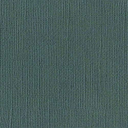 Bazzill Basics Papier Scrapbooking Blatt Leinwand Textur, Analoga Esche, 25 stück (1 pack) Bazzill Monochromatic Pack