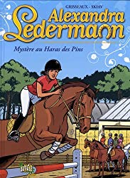 Alexandra Ledermann, Tome 2 : Mystère au Haras des Pins