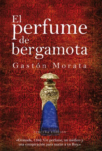 El perfume de bergamota (Novela)