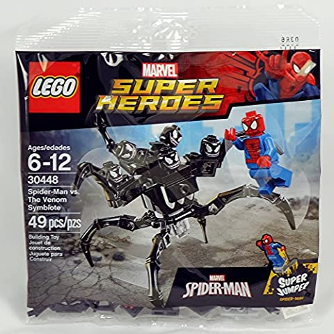LEGO Super Heroes Spider-Man vs. The Venom Symbiote 30448 Bagged Set by LEGO
