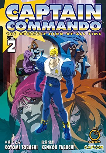 Captain Commando Vol. 2 (English Edition) eBook: Kenkou ...