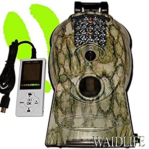 WAIDLIFE WAIDGUARD 10 MP HD JAGDKAMERA mit Fernbedienung Wildkamera Fotofalle NEU