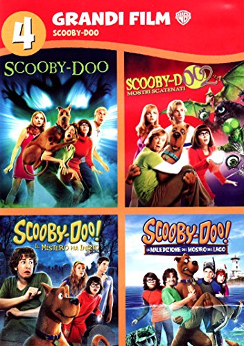 Scooby Doo Collection (Box 4 Dvd)