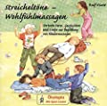Streicheltöne - Wohlfühlmassagen. CD.