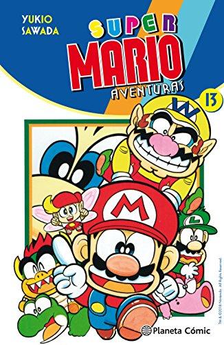 Super Mario nº 13: Aventuras (Manga Kodomo) por Yukio Sawada