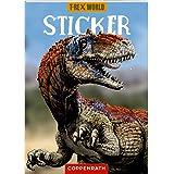 T-Rex World-Sticker