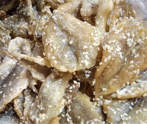 Wenig würzig Meeresfrüchte Snack Gelb croaker 2500 Gramm aus Südchinesische Meer Nanhai