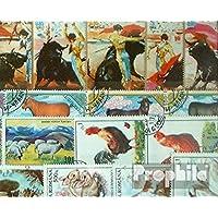 Prophila sellos para coleccionistas: motivos 50 diferentes mascotas sellos