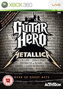 Guitar Hero: Metallica - Game Only (Xbox 360) by ACTIVISION