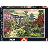 Educa 16019 - Japan Garden, Dominic Davison - 3000 pieces - Genuine Puzzle