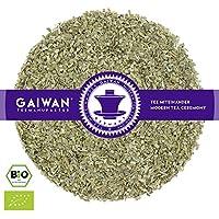 "N° 1362: Tè alle erbe biologique in foglie ""Mate Verde"" - 250 g - GAIWAN® GERMANY - tisana alle erbe, tisane in foglia, tè bio, mate, Brasile"