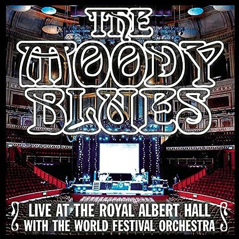 Moody Blues Cd - Live at the Royal Albert Hall [Import