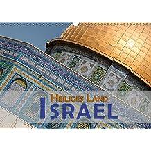 Israel - Heiliges Land (Wandkalender 2018 DIN A3 quer): Israel ist ein Land der Religionen, der Natur und der Geschichte (Monatskalender, 14 Seiten ) ... Orte) [Kalender] [Apr 15, 2017] Pohl, Gerald