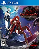 Cheapest Deception IV: Nightmare Princess on PlayStation 4