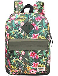 Bolso escolar versátil Vivahouse Fashion, Morral escolar moderno para adolescentes con cuero poliuretano duradero y diseño indestructible y casual para viajar adonde quieras