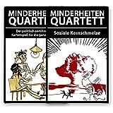 Minderheiten-Quartett 1+2 im Set