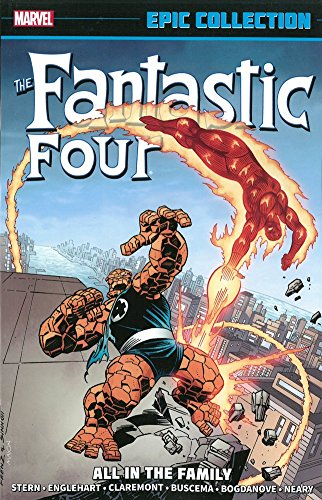 [(Fantastic Four Epic Collection: All in the Family)] [By (author) Stan Lee ] published on (February, 2014)