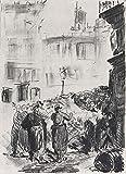 La uscita Museum, motivo barricate per Manet–, Poster, Poster (61cm x 45,7cm)