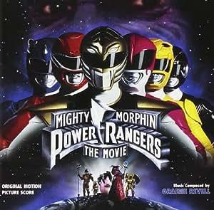 mighty morphin power rangers soundtrack amazoncouk music