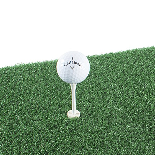 Callaway FT Launch Zone Golf Hitting Mat - Black
